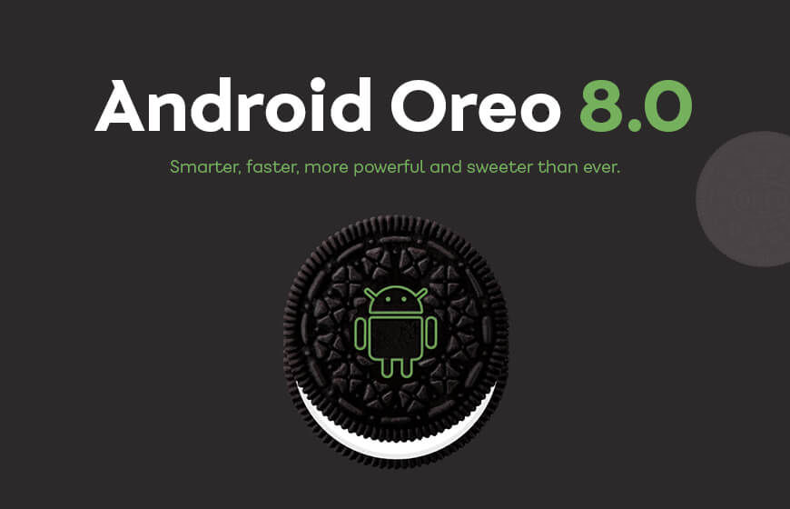 Android 8.0 Oreo new update
