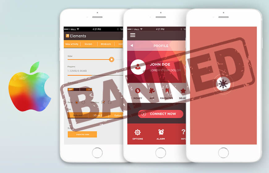 Apple's Templated App Guideline To Hamper Businesses Massively
