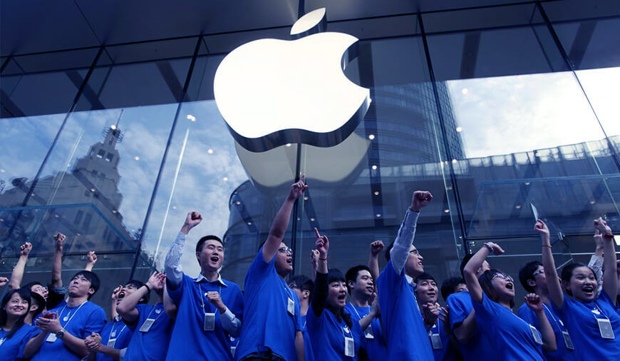 Apple\'s iCloud China Transfer Notifies Some International Accounts For The Migration