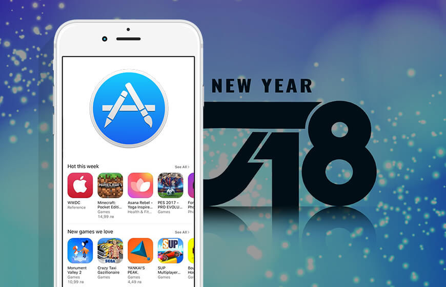Apple App Store Made $30 Million On New Year Day