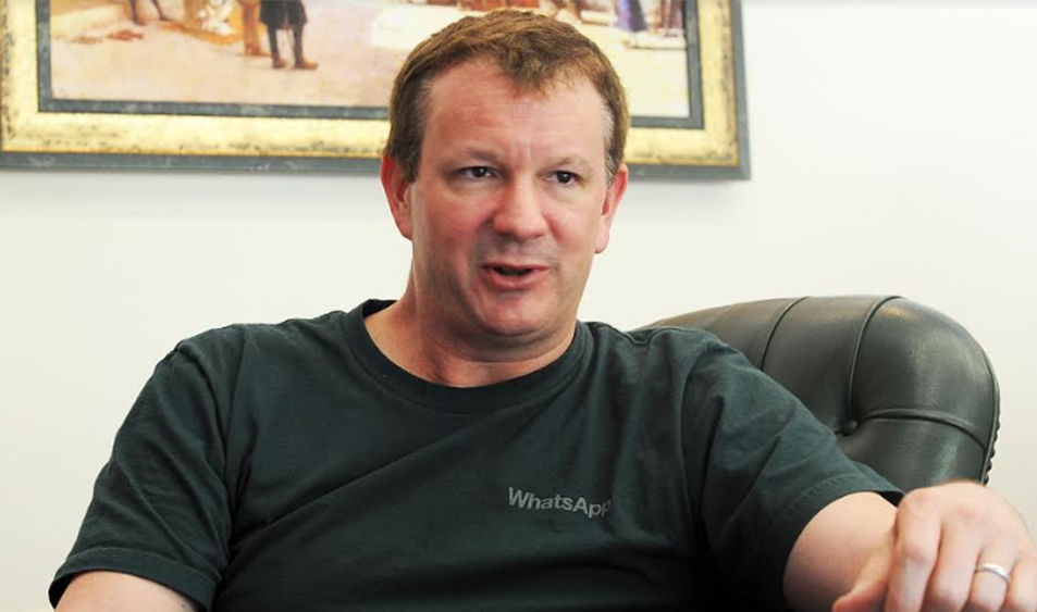 Why Unsung Co-Founder of WhatsApp Brian Acton Is Leaving The Company He Created