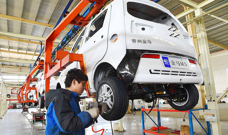 China Will Sell And Produce Only EVs As It Decides To Ban Fossil Fuel Vehicles