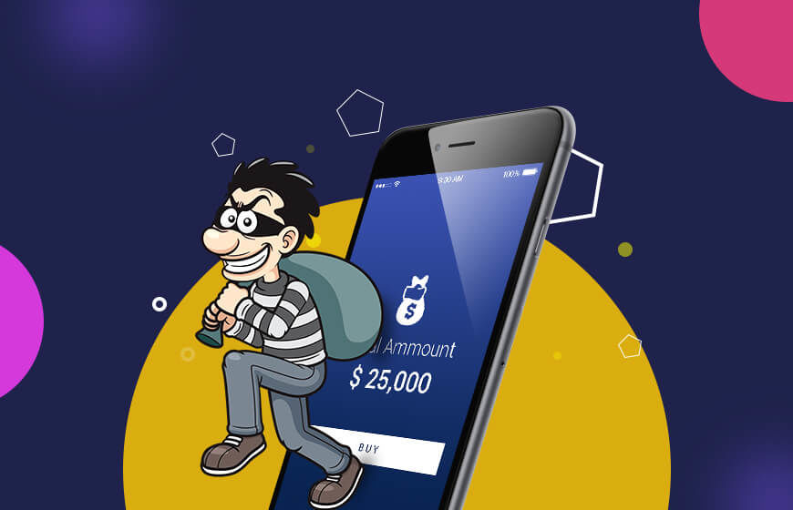 Beware While Using Banking Apps On Your Cell Phone And Here is Why