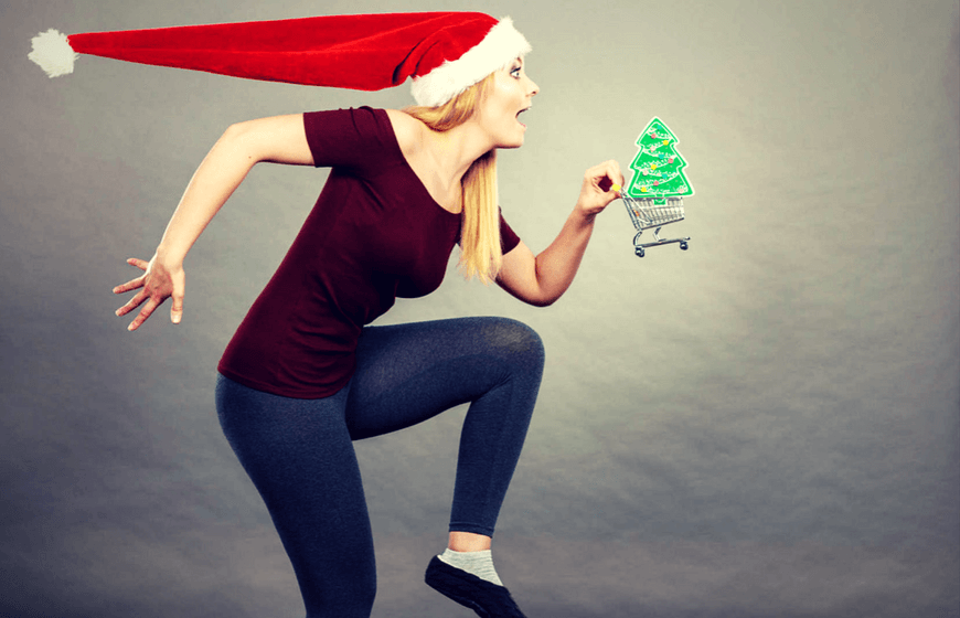 Procrastinator\'s Guide Offering Last Minute Christmas Shopping Ideas
