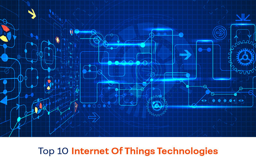 Top 10 Internet Of Things Technology Trends Prediction for 2020 by Gartner