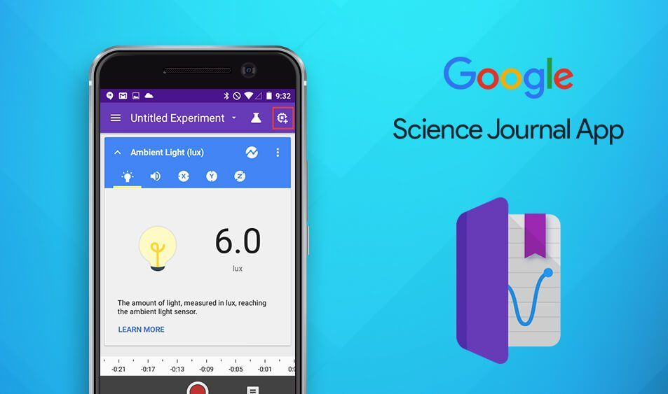 Google Science Journal App To Give Scientific Research Experience On iOS Platform