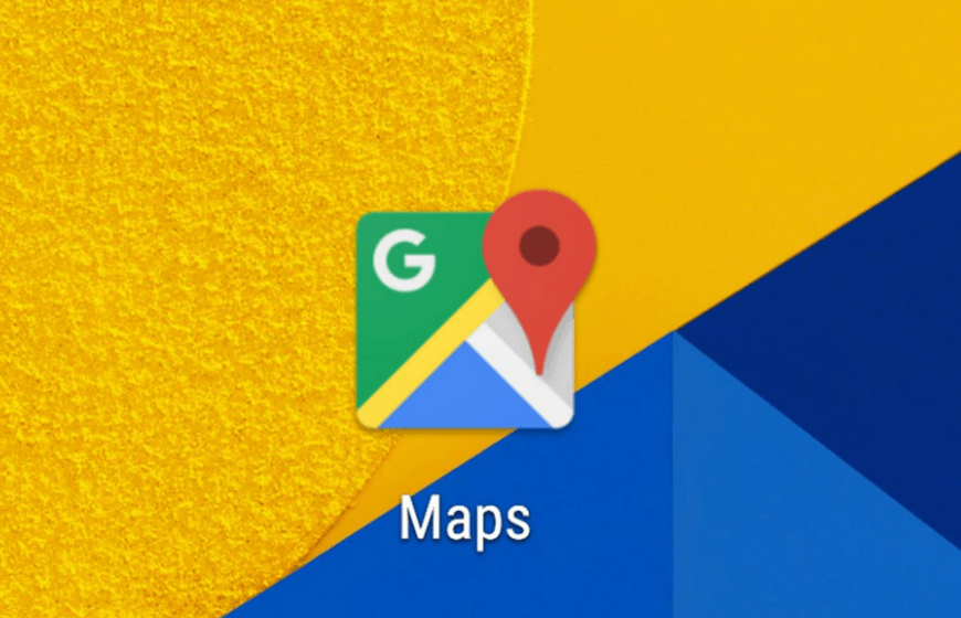 Google Maps Revamped