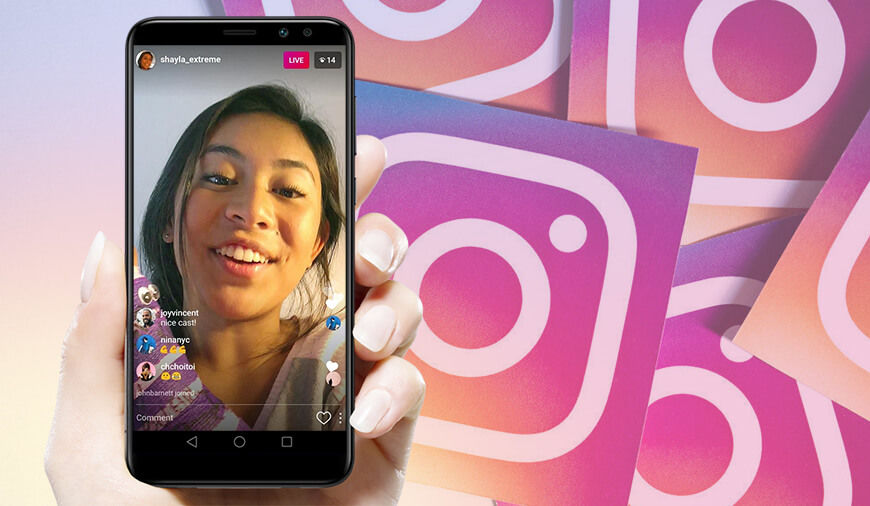 Instagram DM Feature Lets You Share Live Videos