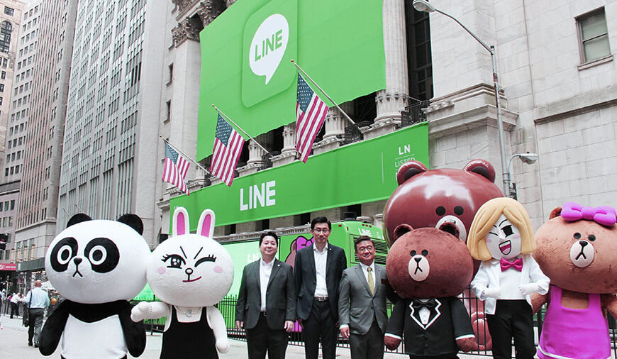 Why Chat app Line Is Trending In The Market Of Cryptocurrencies