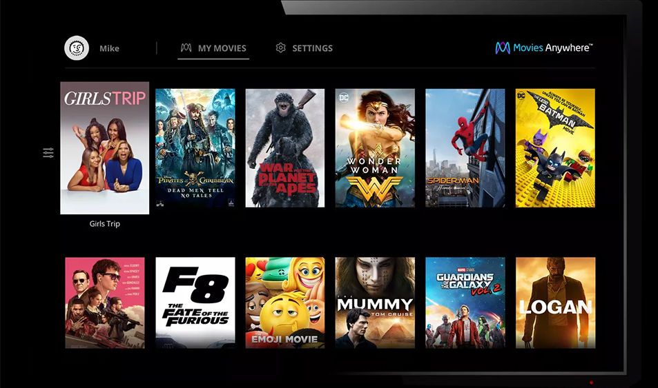 Disney\'s Movies Anywhere Lets You Watch Movies Hassle-Free in One Place