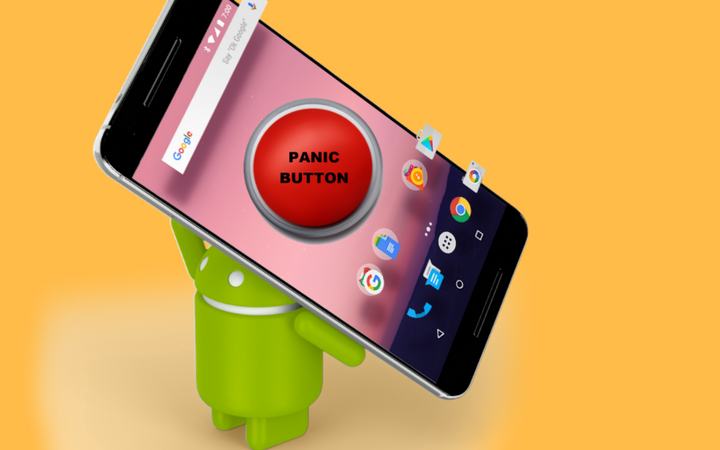 Google is Going to Add Panic Button for The Users to ditch Vulnerable Apps