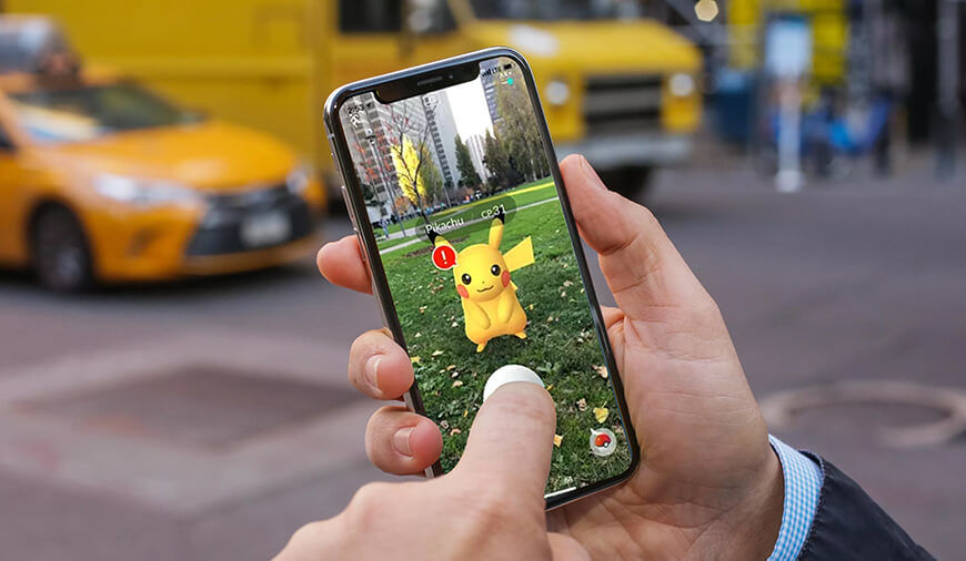 https://dk2dyle8k4h9a.cloudfront.net/Pokemon Go's iOS Update To Deliver Advanced AR Feature