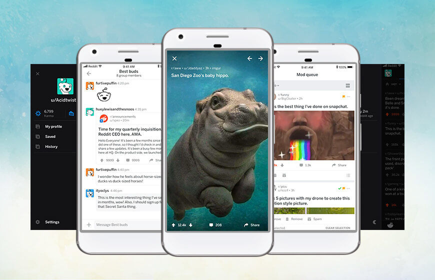 Reddit is Ready To Launch New Mobile App With Support For Real-Time User Tool