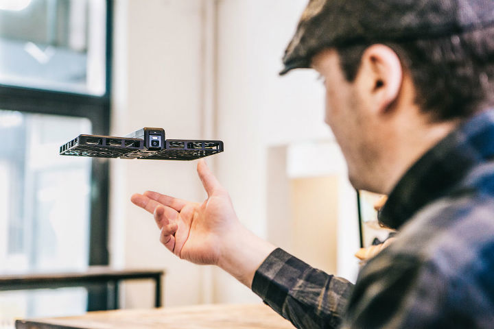 Snapchat is Looking To Acquire Zero Zero Robotics, a Selfie Drone Maker From China