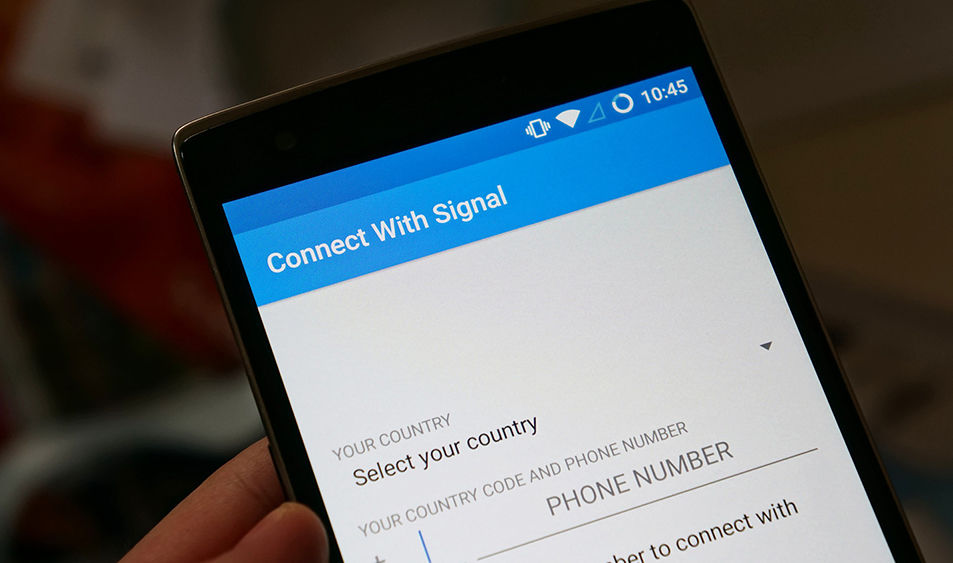 This Big Boy, Signal is Ready to Beat Whatsapp With its Update to Secure User Contacts