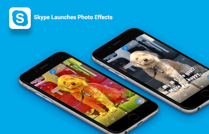 https://dk2dyle8k4h9a.cloudfront.net/Powered By Machine Learning Skype Launches Photo Effect Stickers