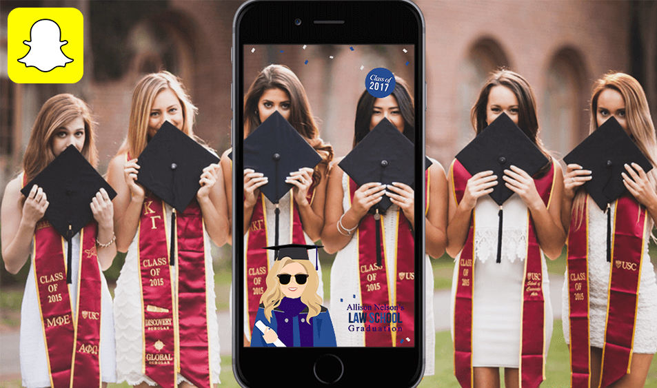 Now Create Snapchat On-Demand Geofilters Using Your Smartphone