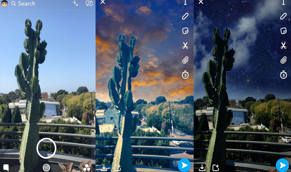 How to Use Sky Filters on Snapchat for More Engaging Snaps?