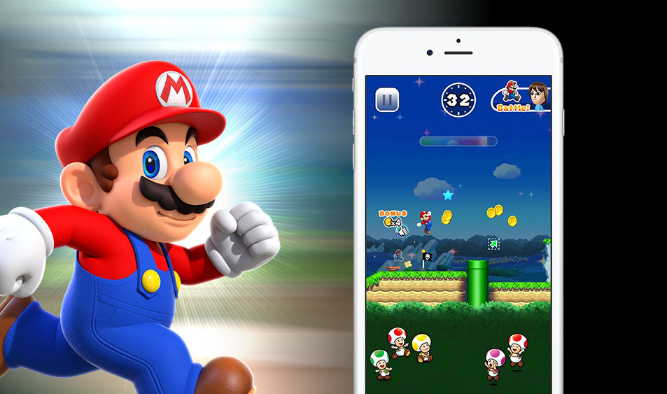 https://dk2dyle8k4h9a.cloudfront.net/World\'s Most Favorite Game, Super Mario Run is Getting Revamped and The Gaming Nerds Can\'t Keep Calm