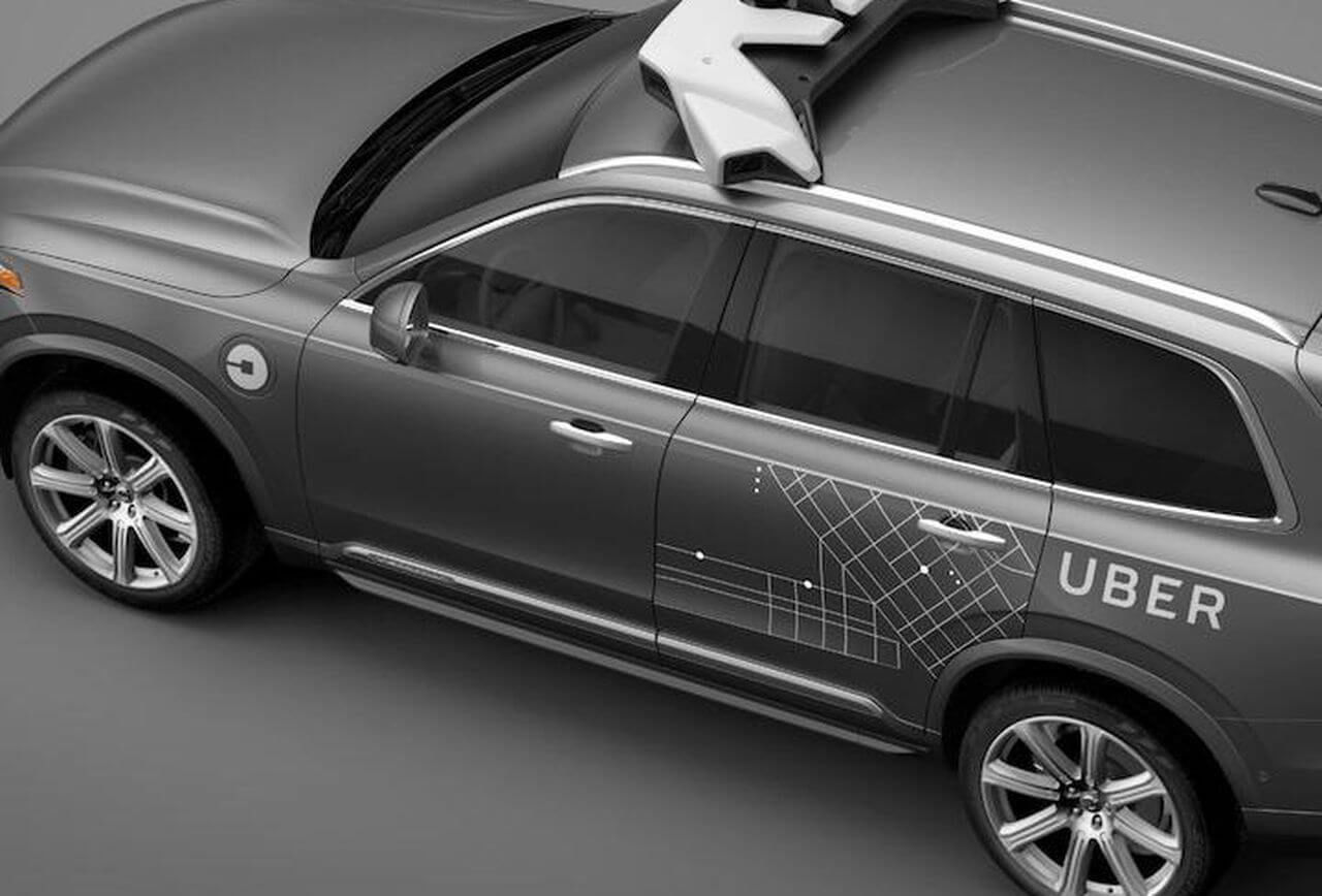 Uber Signs A With Deal With Volvo For 24,000 Self-Driving Cars