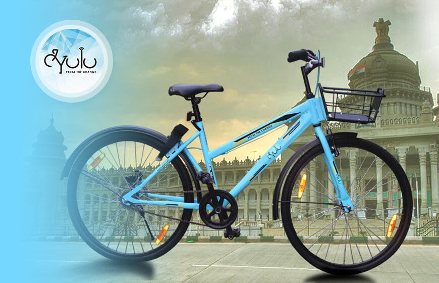 InMobi Founder Announces Yulu, India\'s First Bike Renting Startup