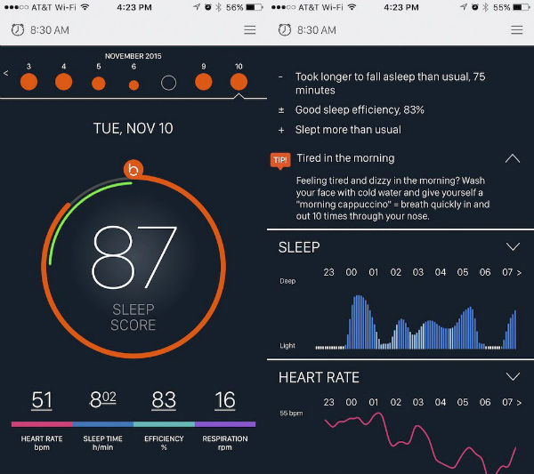 Apple Buys Sleep-Tracking Device Manufacturer; Beddit