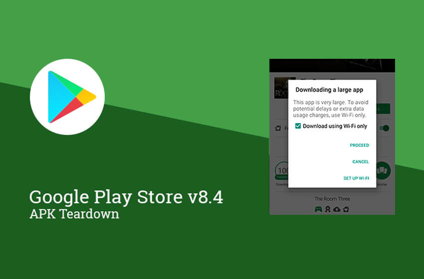Google Play Store v8.4 Teardown is Hinting the Audiobooks and Auto-Updating System Apps