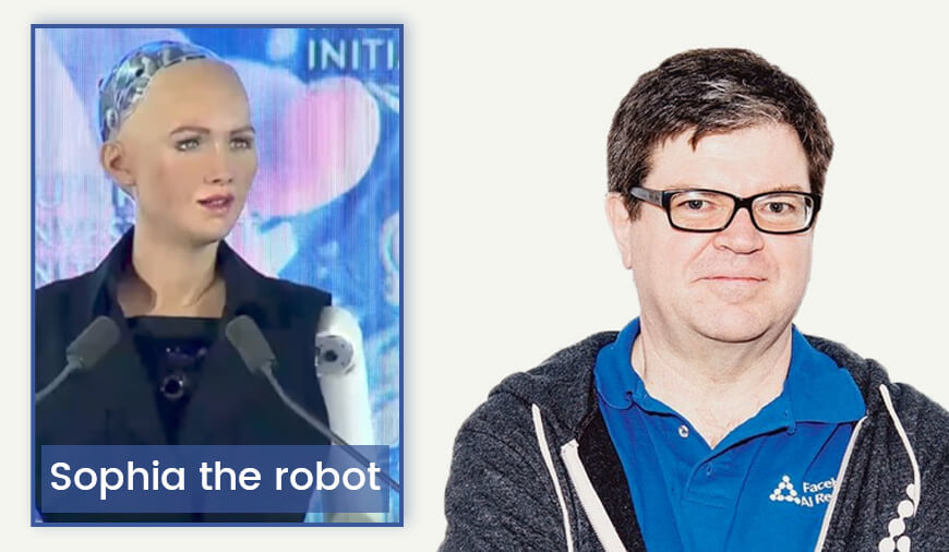 Why Facebook\'s Head of AI is Shaming Sophia The AI Robot