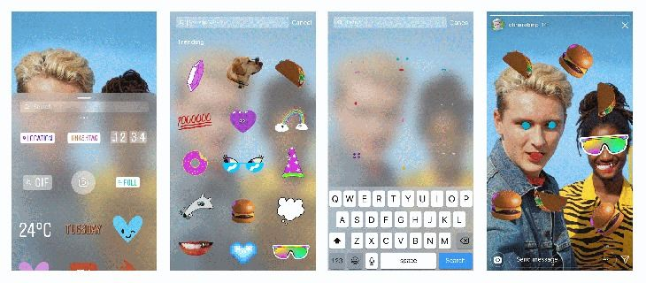 https://dk2dyle8k4h9a.cloudfront.net/Instagram Allows Access To Giphy Database To Roll Out GIF Stickers