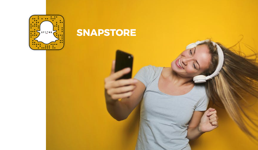 Snapchat Flaunts Its E-Commerce Potential With Snap Store