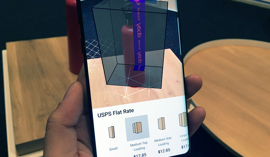 eBay Android App Gets A New AR Feature To Know Right Size of The Shipping Box