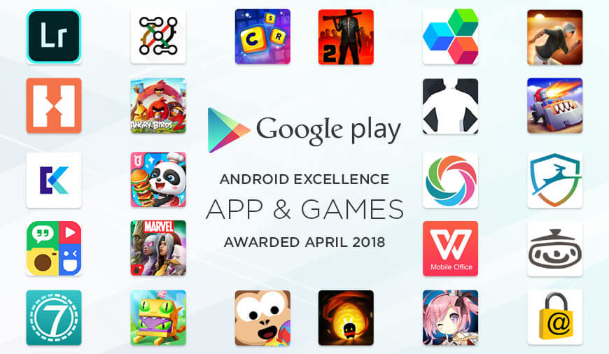 https://dk2dyle8k4h9a.cloudfront.net/Google Play Releases The List of Android Excellence Apps and Games for Q2 2018