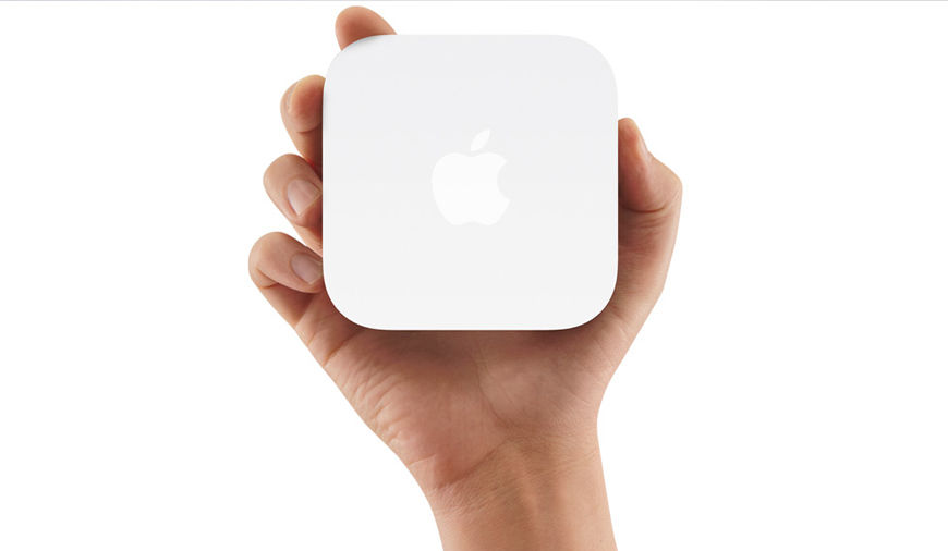 iOS 11.4 Beta Update Missing On AirPort Express Wi-Fi Router