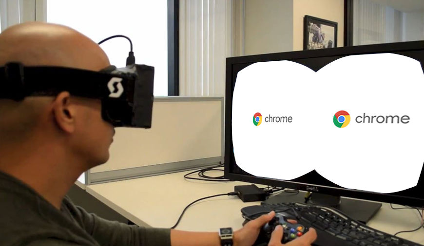 Google Chrome Now Supports Oculus Rift For Web-Based VR On Desktops