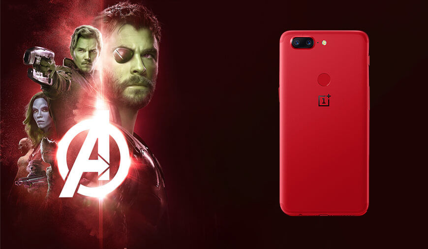 https://dk2dyle8k4h9a.cloudfront.net/OnePlus 6 Avengers Infinity War Special Edition Confirmed, But Not For All