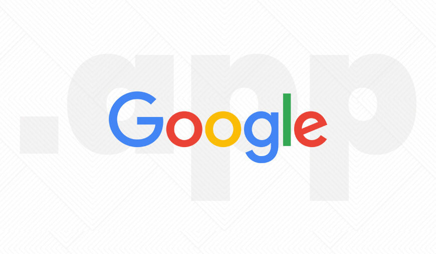 Google Enrolls Registration For .app Domains