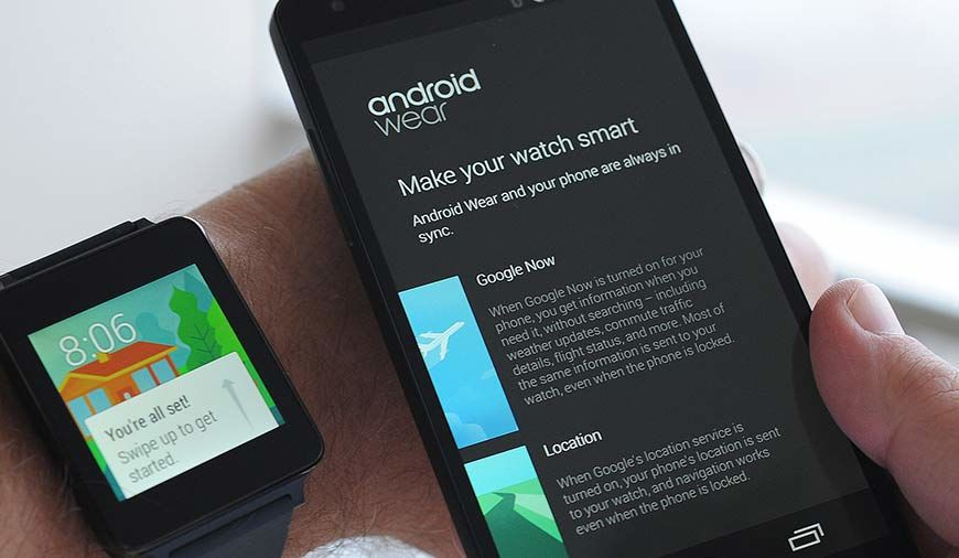 A Gallery That Takes You Through The Best Android Wear Apps