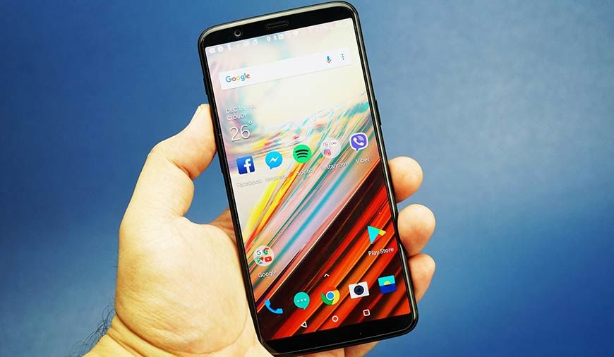 New Leaks Of OnePlus 6 Fully Unfolds \
