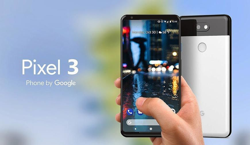 Oops: Did Google Just Reveal Pixel 3 Notch Feature?
