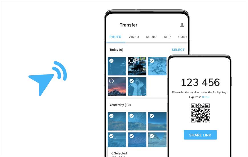 Transmore – File Transfer