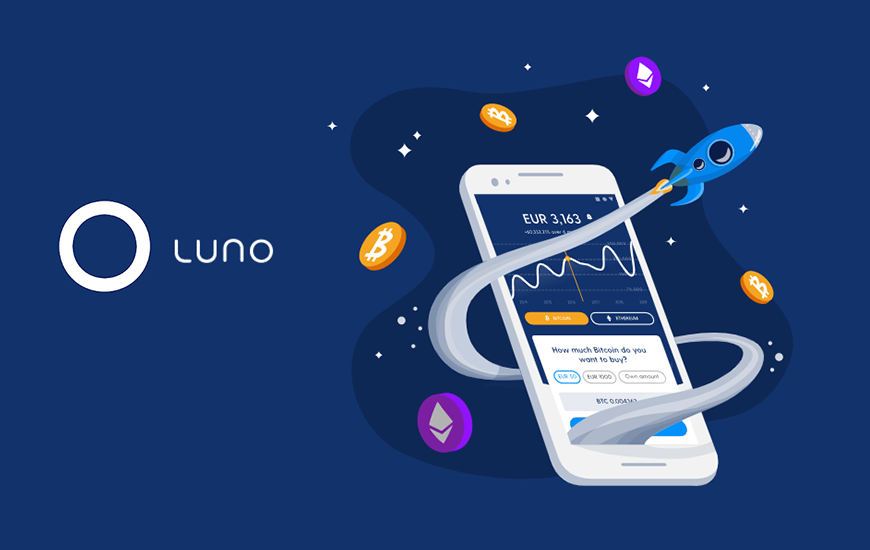 Luno - The Crypto Wallet for better Transactions