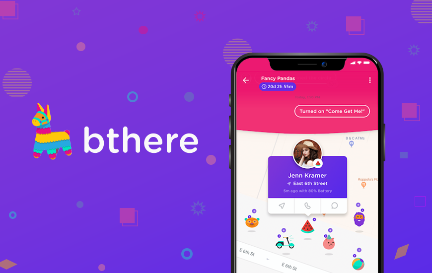 bthere: An App to Hang Out & Earn Rewards