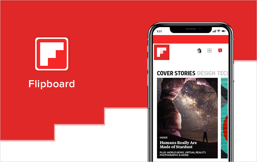 Flipboard: Get Personalized News On The Go