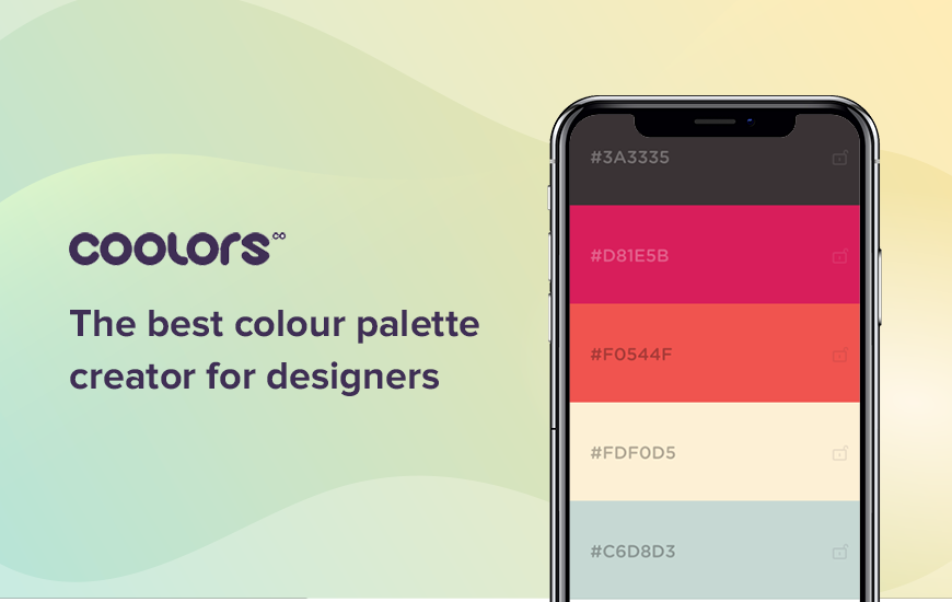Coolors - The best color palette generator app