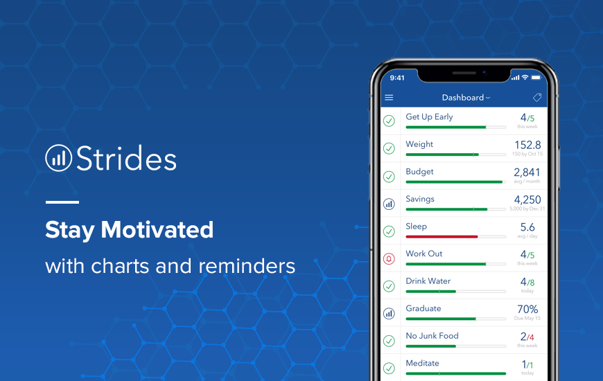 Strides App: Track Goals & Habits in One Place