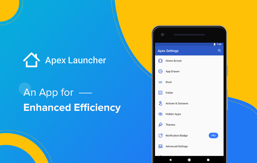 Apex Launcher: Device Customization At Its Best