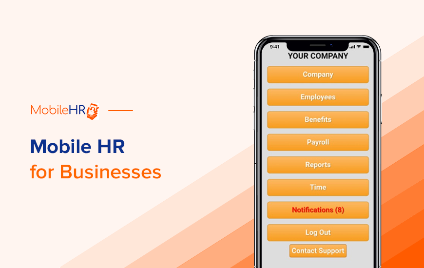 MobileHR App: HR Wherever You Are