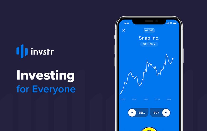 Invstr App: Inspiring Investors