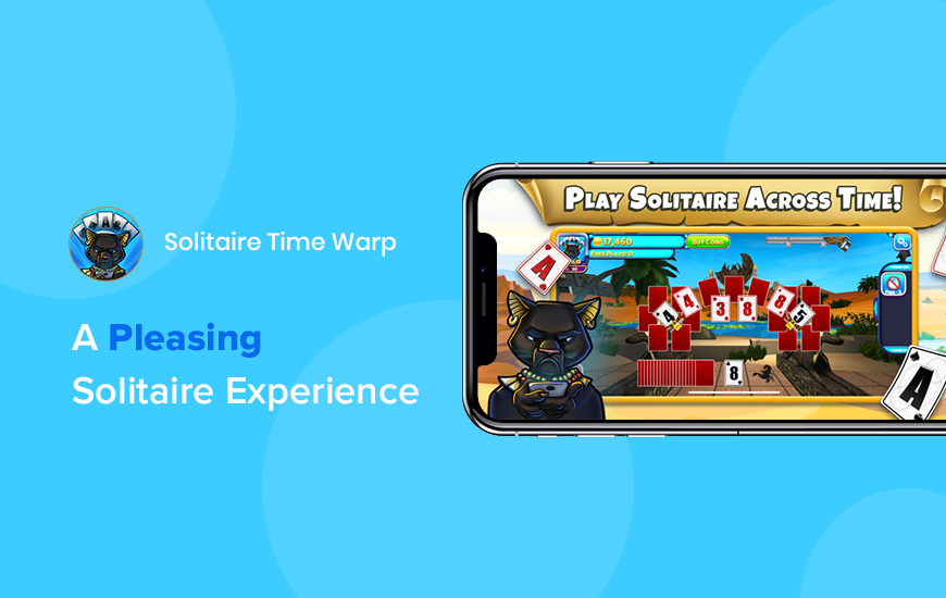 Solitaire Time Warp: The Card Game That Excites