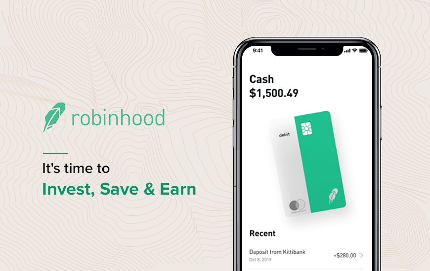 Robinhood - Invest in Stocks,  Cryptocurrencies